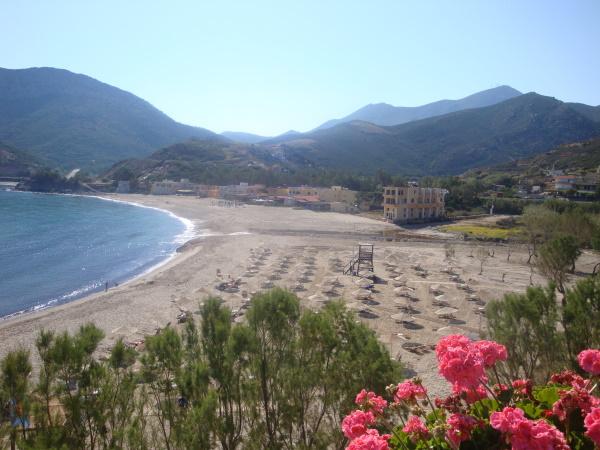 Kreta Hotel und Strand