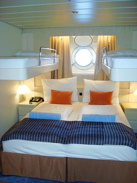 TUI Meinschiff 2 Kabinen