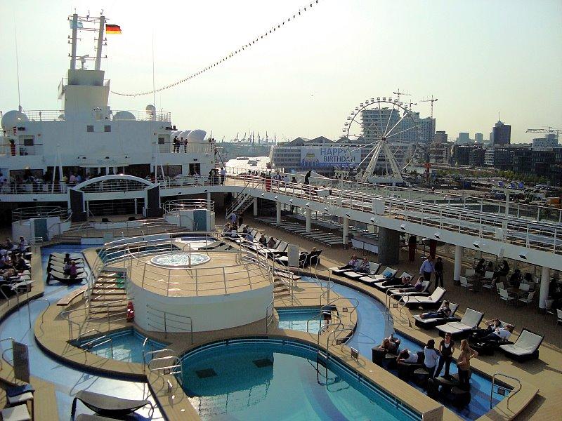 TUI Mein Schiff 2 Deck