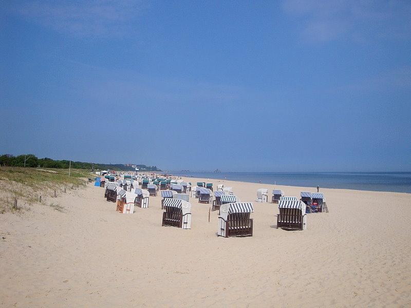 Strandurlaub auf Usedom