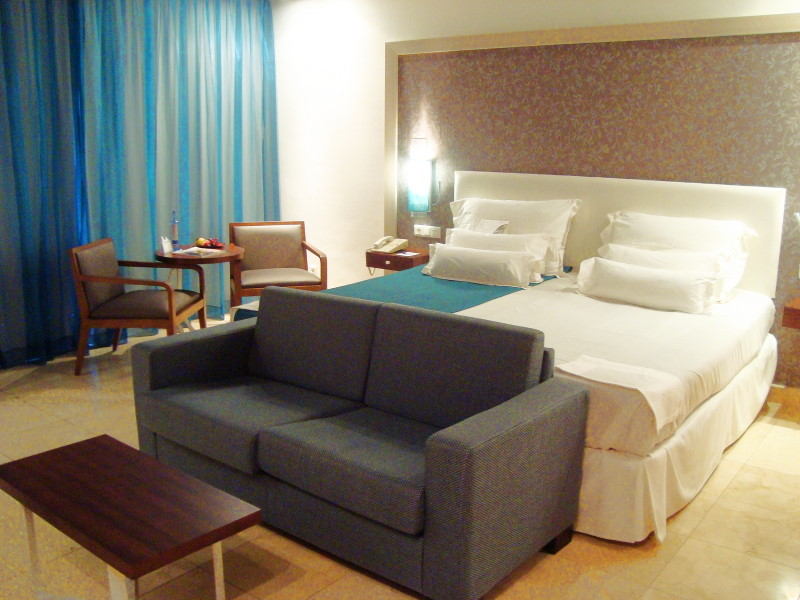 Hotel auf La Palma