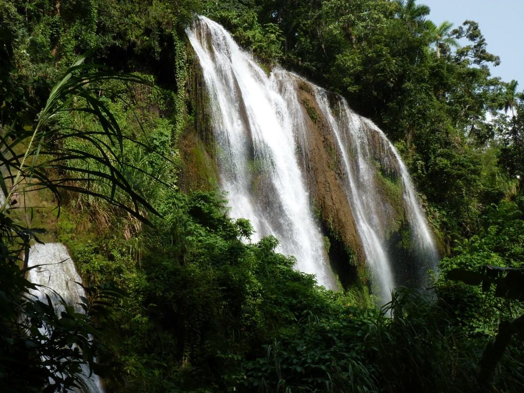 Wasserfälle auf Kuba
