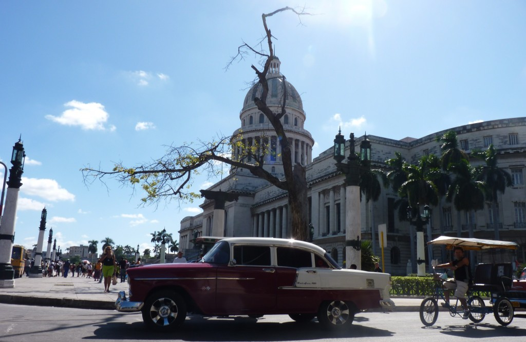 Havanna und das Capitol