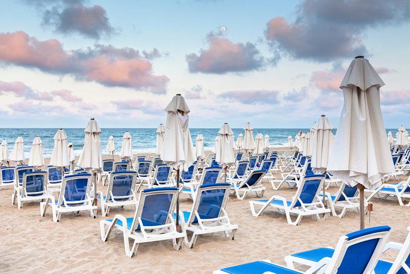 Strand bei Obzor Hotel Sol
