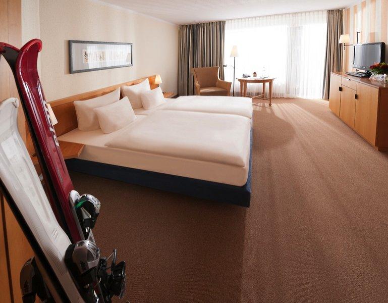 Zimmer im Dorint Hotel