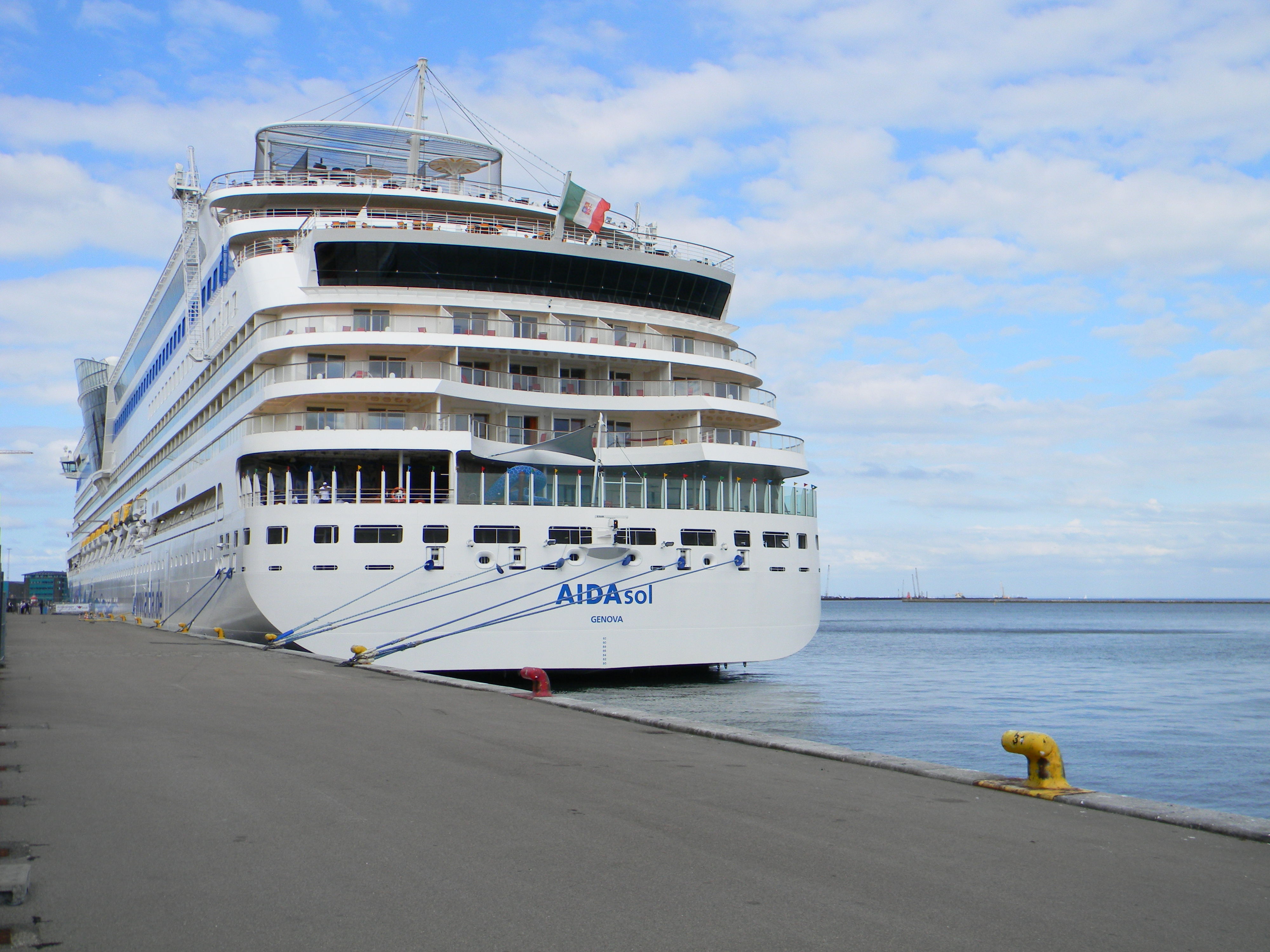 AIDA Kreuzfahrt Nordsee