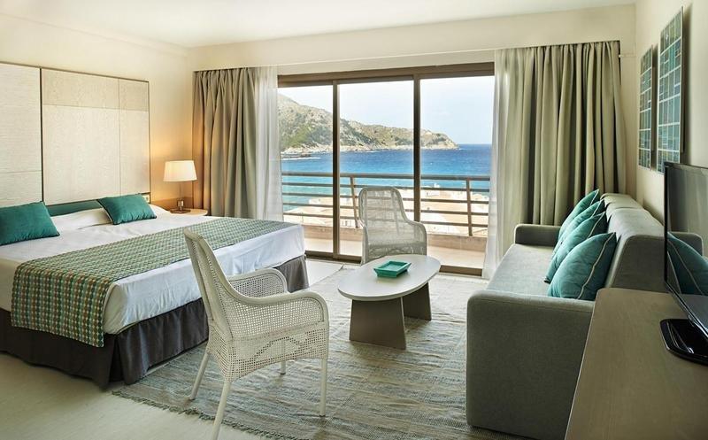 Zimmer im Vincci Hotel