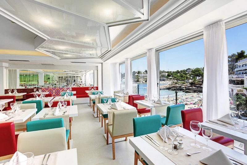 Restaurant im Sensimar Hotel auf Ibiza