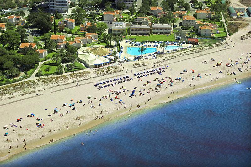 Pestana Dom Joao Beach Hotel in Alvor mit dem schönen Sandstrand