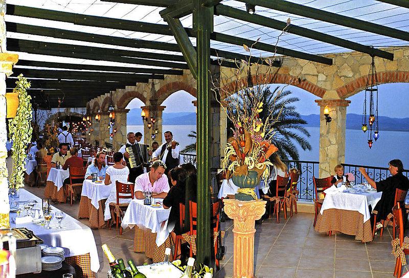 Restaurant im Ephesus Princess