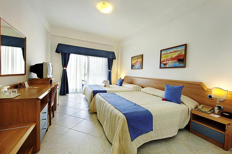 Zimmer im Hotel Viva wyndham Tangerine in der Dom Rep