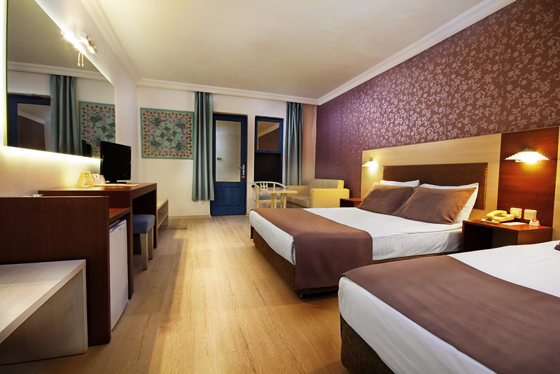 Zimmer im Hotel Ephesus Princess