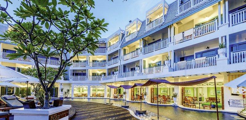Andaman Seaview Hotel am Karon Beach auf Phuket