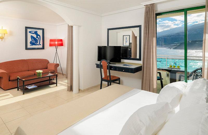 Zimmer im Hotel H10 Teneriiffa Playa