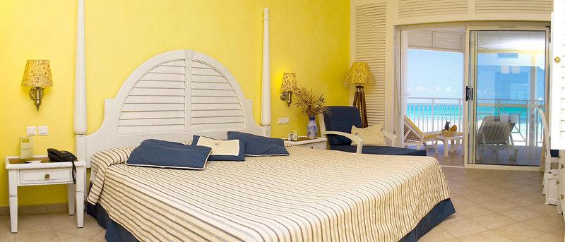 Zimmer im Hotel Blau Marina Varadero Resort auf Kuba