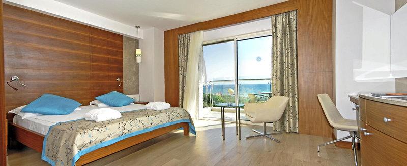 Zimmer im Hotel Oleander in der Türkei