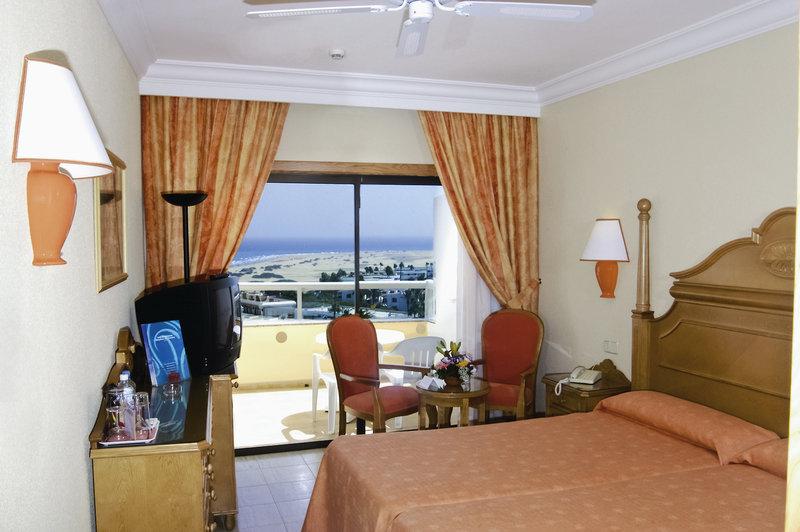 Zimmer im Hotel RIU Palmeras