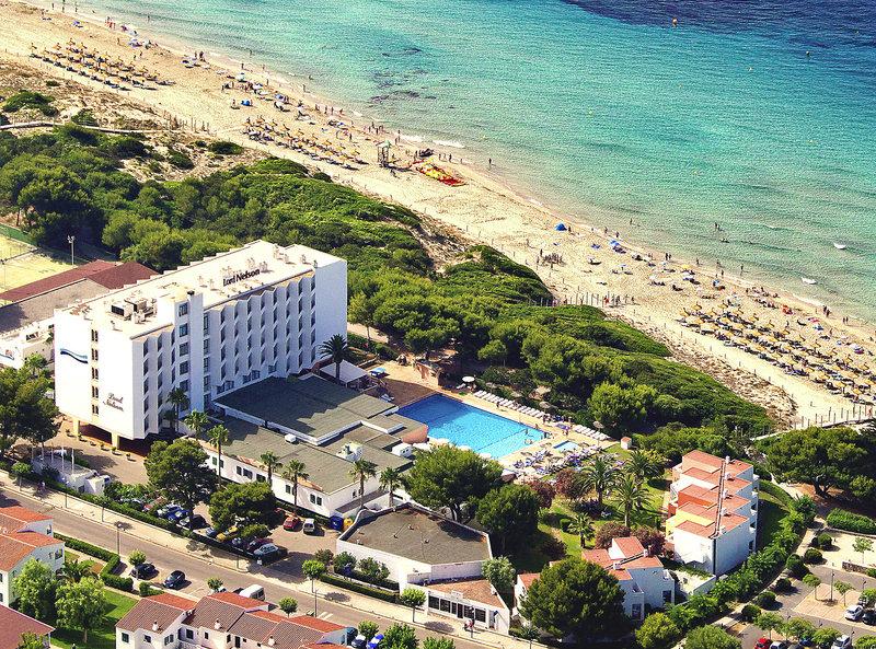 Hotel Lord Nelson auf Menorca
