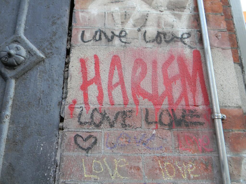 Willkommen in New York, hier Harlem