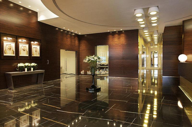 Lobby im Hotel Cosmopolitan