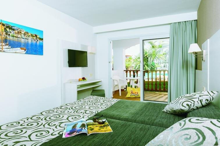 Zimmer im Primasol Hotel