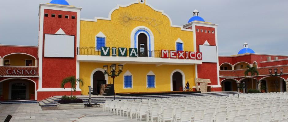 Bahia principe Mexiko Tulum und Coba 2016