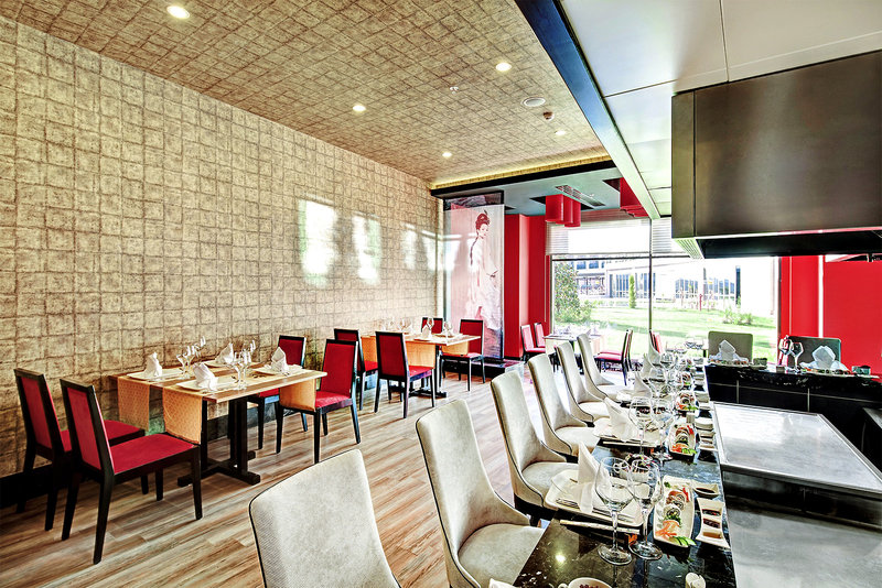 Restaurants im Magic life Club in der Türkei