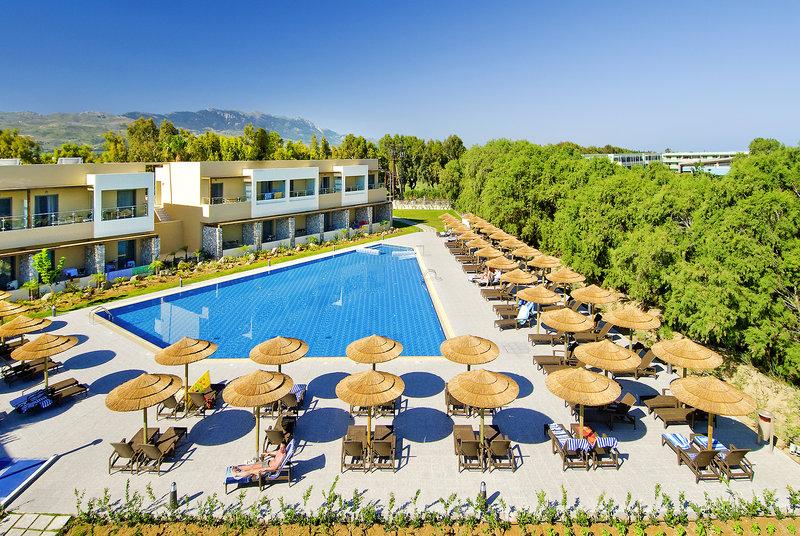 Blue Lagoon Resort Zimmer