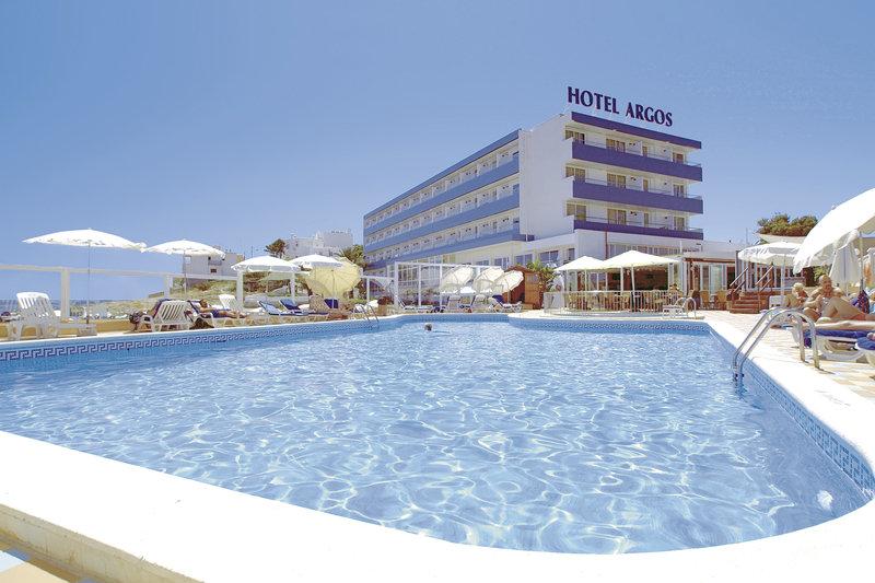 Hotel Argos mit Pool