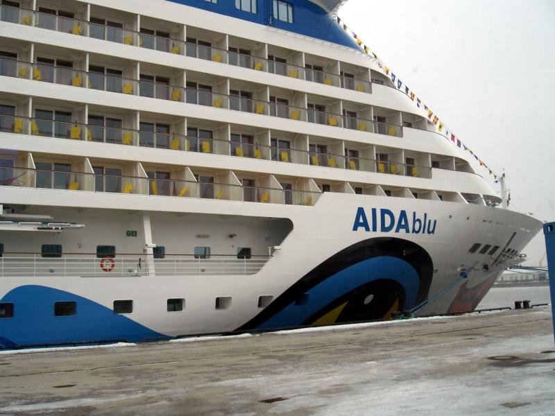 AIDAblu Ostseekreuzfahrt