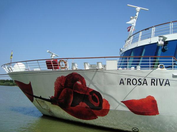 A-ROSA - Donaukreuzfahrt