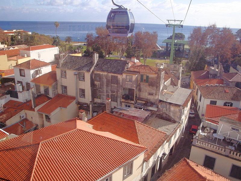 Funchal Stadt