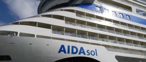 AIDAsol Ostsee