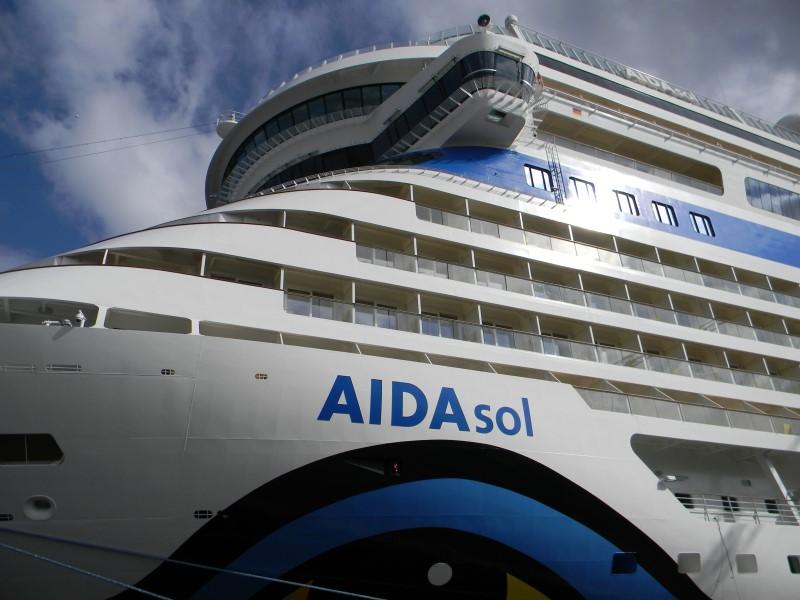 AIDAsol - Ostseekreuzfahrt