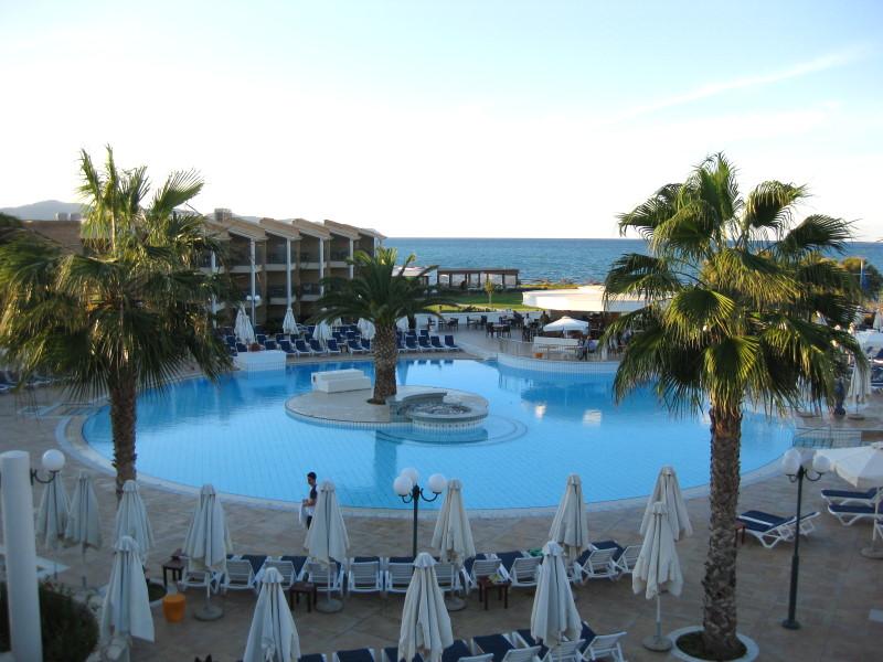 Hotel auf Kreta