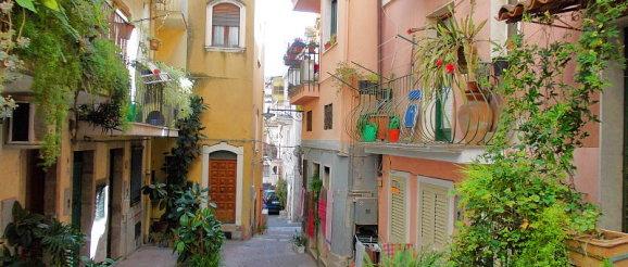 Palermo Reise nach Sizilien