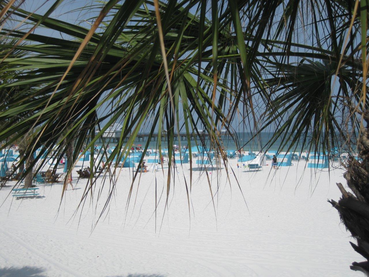 Badeurlaub am Clearwater Beach Florida