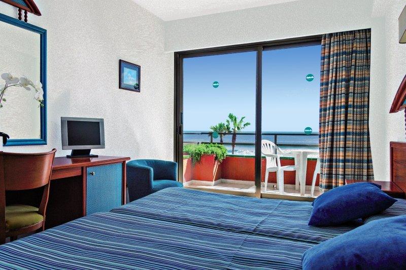 Zimmer im Hotel Anba Romani