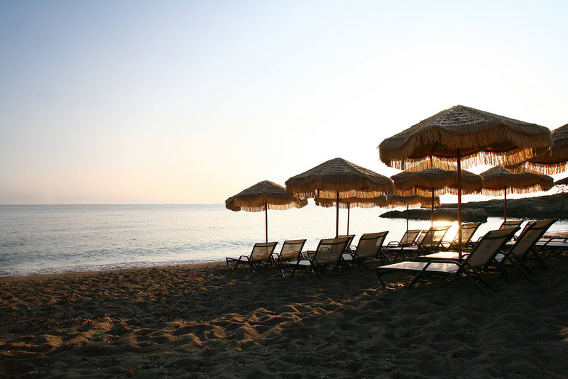Strand am Golden Beach