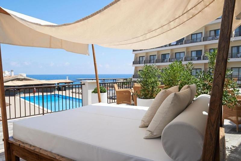 Pool am Vincci Hotel Mallorca