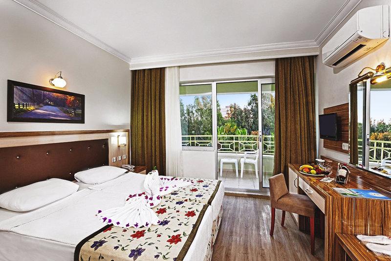 Zimmer im Hotel Venüs bei Side