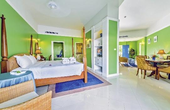 Zimmer in Thailand