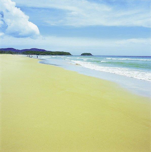 Karon Beach auf Phuket