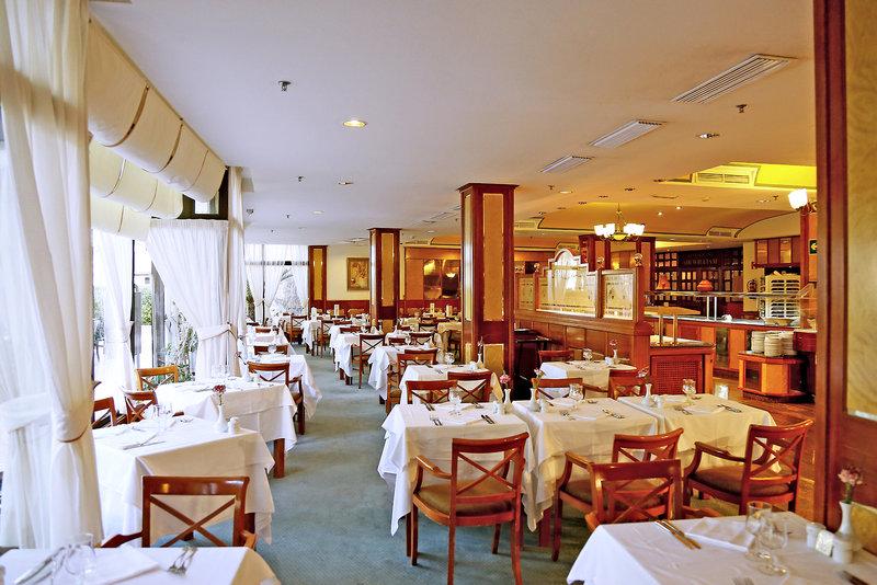 Restaurant auf Gran Canaria im RIU Hotel