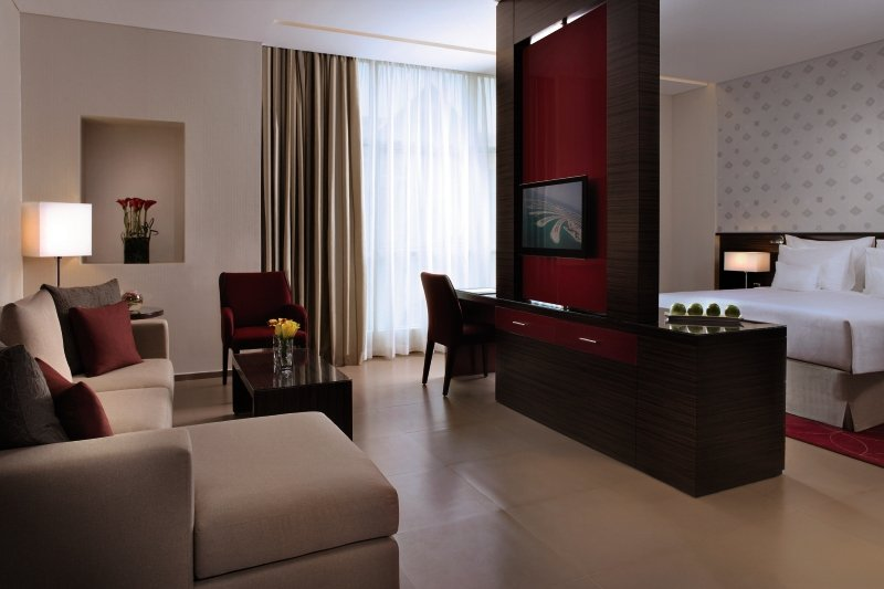 Zimmer im Hotel Cosmopolitan in Dubai