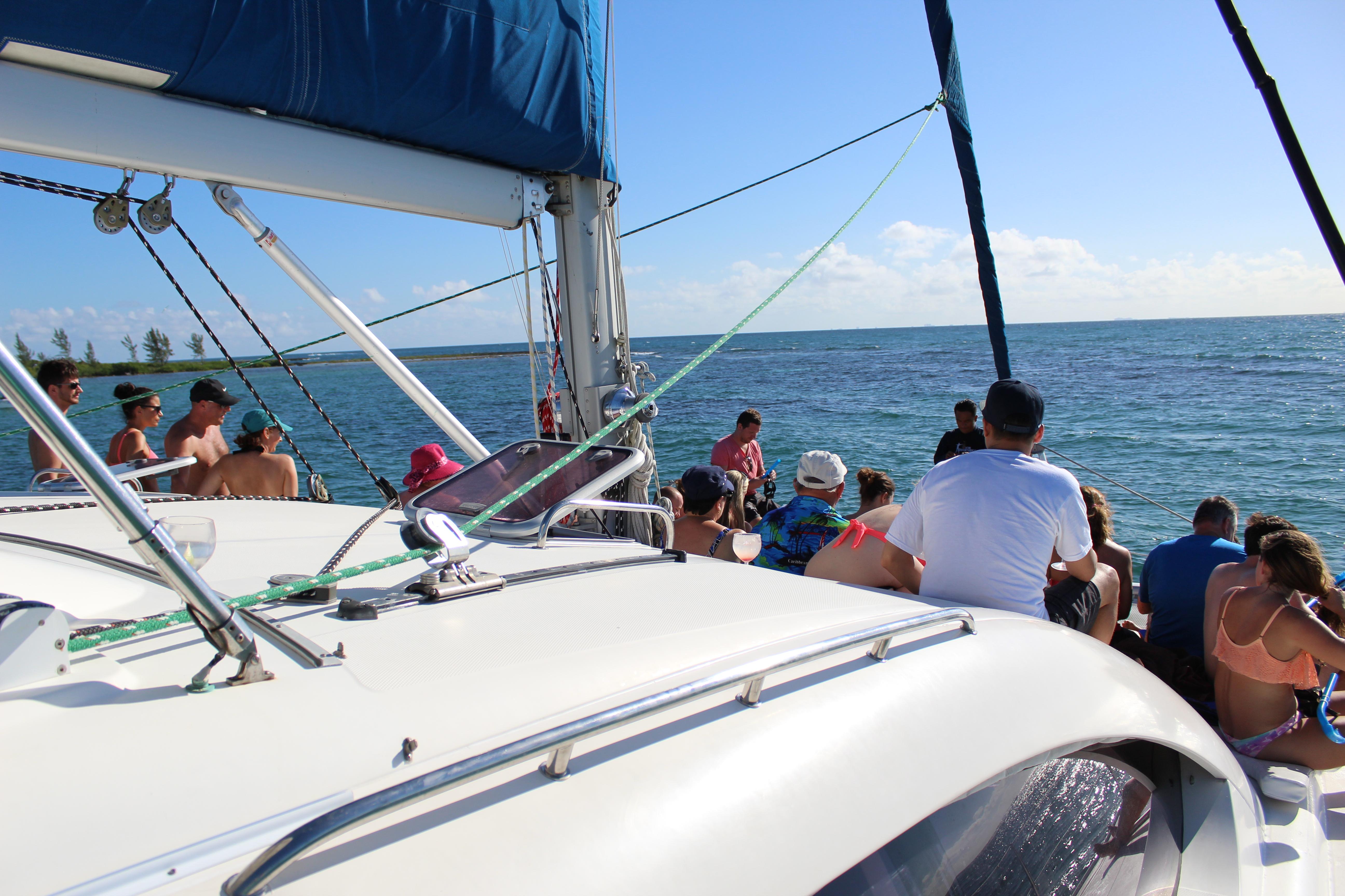 Bootstour nach Cozumel