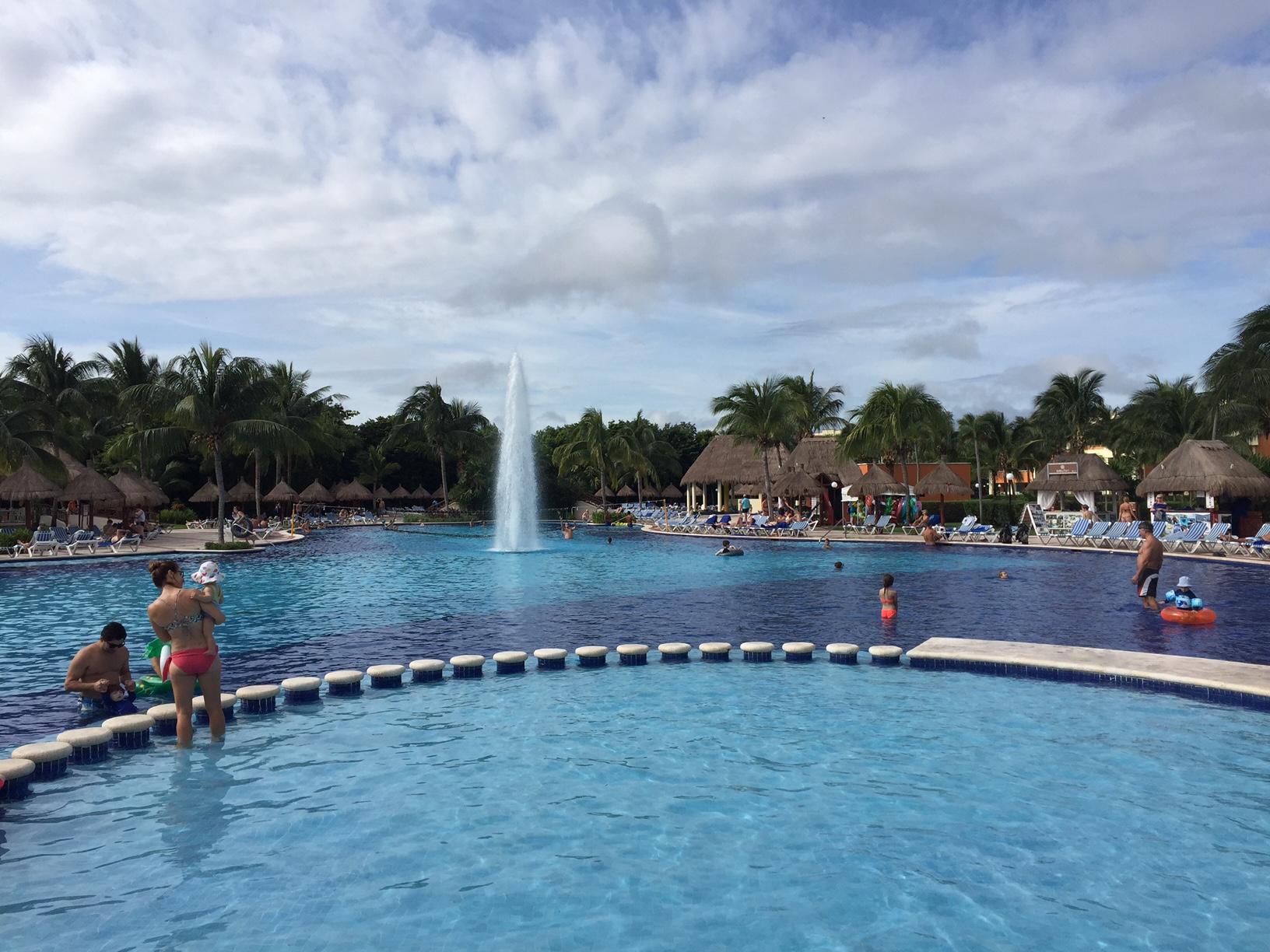 Pool im Gran Bahia Principe Coba