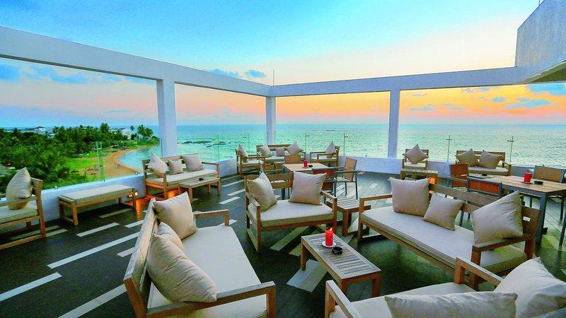 Bar auf Sri Lanka im Hotel