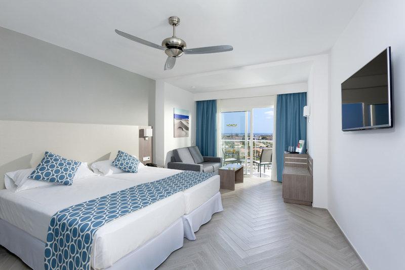 Zimmer renoviert im Papayas RIU