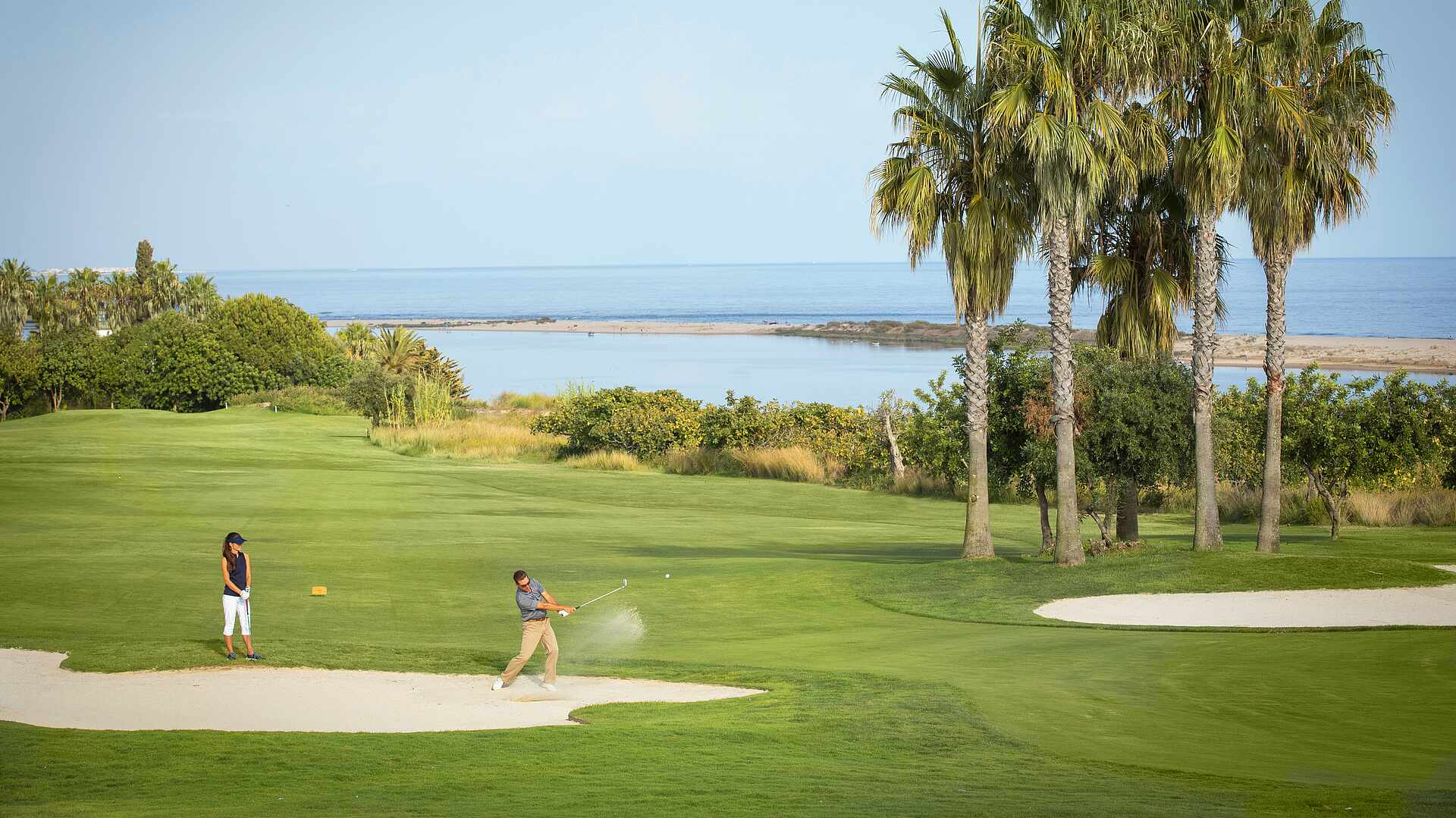 Golfparadies Andalusien - Costa del Sol und Hinterland
